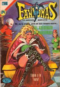 Cover Thumbnail for Fantomas (Editorial Novaro, 1969 series) #99