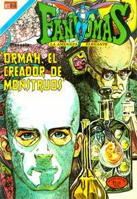Cover Thumbnail for Fantomas (Editorial Novaro, 1969 series) #138