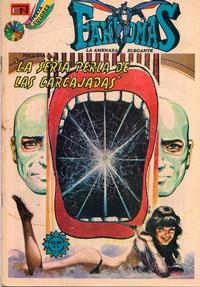 Cover Thumbnail for Fantomas (Editorial Novaro, 1969 series) #163