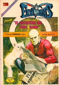 Cover Thumbnail for Fantomas (Editorial Novaro, 1969 series) #170