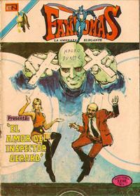 Cover Thumbnail for Fantomas (Editorial Novaro, 1969 series) #212