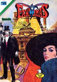 Cover Thumbnail for Fantomas (Editorial Novaro, 1969 series) #245
