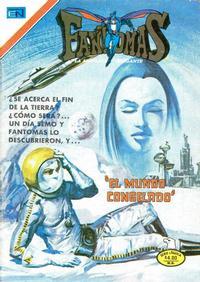 Cover Thumbnail for Fantomas (Editorial Novaro, 1969 series) #323