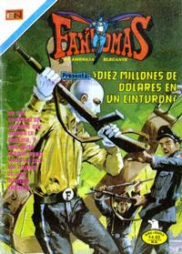 Cover Thumbnail for Fantomas (Editorial Novaro, 1969 series) #337