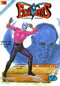 Cover Thumbnail for Fantomas (Editorial Novaro, 1969 series) #348