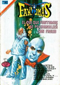 Cover Thumbnail for Fantomas (Editorial Novaro, 1969 series) #356
