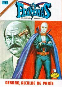 Cover Thumbnail for Fantomas (Editorial Novaro, 1969 series) #358