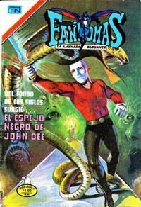 Cover Thumbnail for Fantomas (Editorial Novaro, 1969 series) #378