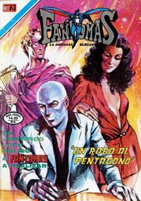 Cover Thumbnail for Fantomas (Editorial Novaro, 1969 series) #396