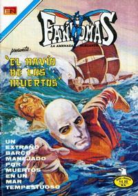 Cover Thumbnail for Fantomas (Editorial Novaro, 1969 series) #399