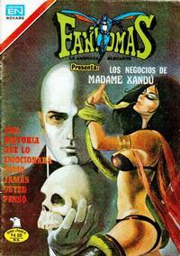 Cover Thumbnail for Fantomas (Editorial Novaro, 1969 series) #401