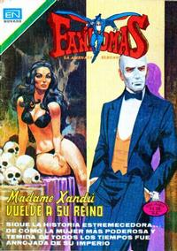 Cover Thumbnail for Fantomas (Editorial Novaro, 1969 series) #402