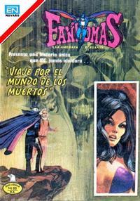 Cover Thumbnail for Fantomas (Editorial Novaro, 1969 series) #404
