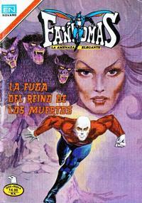 Cover Thumbnail for Fantomas (Editorial Novaro, 1969 series) #405