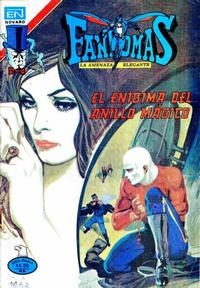 Cover Thumbnail for Fantomas (Editorial Novaro, 1969 series) #410