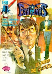 Cover Thumbnail for Fantomas (Editorial Novaro, 1969 series) #412