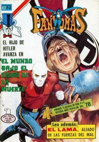 Cover Thumbnail for Fantomas (Editorial Novaro, 1969 series) #426