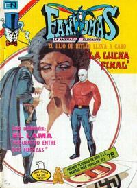Cover Thumbnail for Fantomas (Editorial Novaro, 1969 series) #427