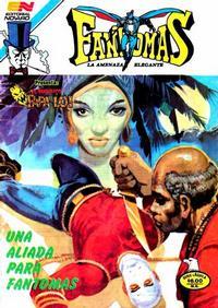 Cover Thumbnail for Fantomas (Editorial Novaro, 1969 series) #540