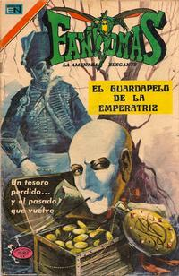 Cover Thumbnail for Fantomas Serie Avestruz (Editorial Novaro, 1977 series) #5