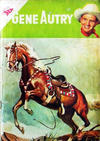 Cover for Gene Autry (Editorial Novaro, 1954 series) #42