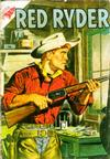Cover for Red Ryder (Editorial Novaro, 1954 series) #10