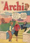 Cover for Archi (Editorial Novaro, 1956 series) #11