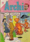 Cover for Archi (Editorial Novaro, 1956 series) #93
