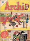 Cover for Archi (Editorial Novaro, 1956 series) #180