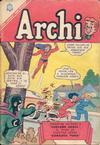 Cover for Archi (Editorial Novaro, 1956 series) #189