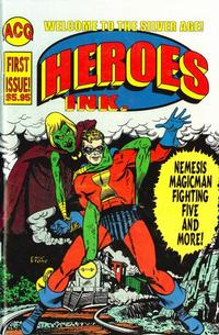 Cover for Heroes Ink. (Avalon Communications, 2000 series) #1