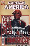 Cover for Capitán América (Panini España, 2005 series) #39