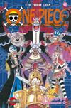 Cover for One Piece (Bonnier Carlsen, 2003 series) #47