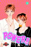 Cover for Power!! (Bonnier Carlsen, 2005 series) #1