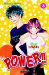 Cover for Power!! (Bonnier Carlsen, 2005 series) #3