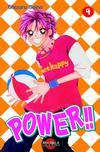 Cover for Power!! (Bonnier Carlsen, 2005 series) #4