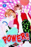Cover for Power!! (Bonnier Carlsen, 2005 series) #7