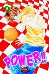 Cover for Power!! (Bonnier Carlsen, 2005 series) #8