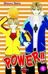 Cover for Power!! (Bonnier Carlsen, 2005 series) #9