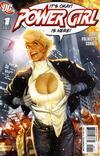 Cover for Power Girl (DC, 2009 series) #1 [Hughes Variant]