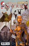 Cover for Forgotten Realms: Sojourn (Devil's Due Publishing, 2006 series) #2