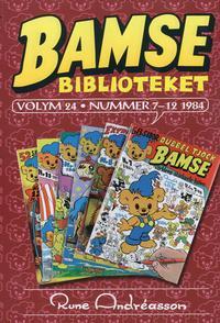 Cover Thumbnail for Bamsebiblioteket (Egmont, 2000 series) #24
