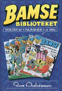 Cover Thumbnail for Bamsebiblioteket (Egmont, 2000 series) #25