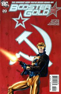 Cover Thumbnail for Booster Gold (DC, 2007 series) #20