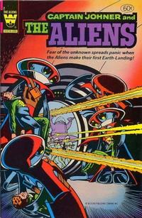 Cover Thumbnail for The Aliens (Western, 1967 series) #2 [Yellow Whitman Logo Variant]