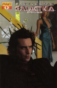 Cover Thumbnail for Battlestar Galactica: Origins (Dynamite Entertainment, 2007 series) #4 [Photo Cover]