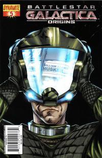 Cover Thumbnail for Battlestar Galactica: Origins (Dynamite Entertainment, 2007 series) #5 [Art Cover - Jonathan Lau]