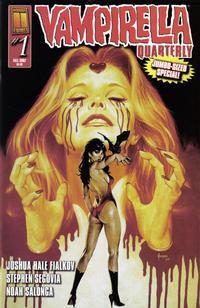 Cover Thumbnail for Vampirella Quarterly (Harris Comics, 2007 series) #1 [Fall 2007] [Cover A]