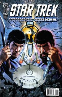 Cover Thumbnail for Star Trek: Mirror Images (IDW, 2008 series) #1 [Cover A - Joe Corroney]