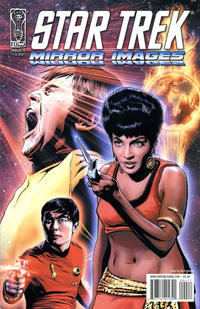 Cover Thumbnail for Star Trek: Mirror Images (IDW, 2008 series) #4